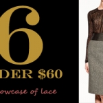 (6 Under $60) A Super Showcase Of Lace