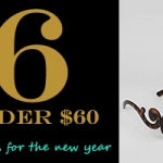 (6 Under $60) Fabulous Finds For The New Year