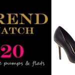 (TREND WATCH) Spring 2012: Cap-Toed Pumps & Flats