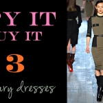 Spy It, Buy It: Marching Orders (Victoria Beckham Military Dress)