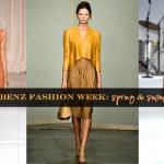 Mercedes-Benz Fashion Week: Spring & Summer 2013 (Inspiration + Top Trends)