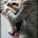 Outfit Of The Yesterday: Layers & Leopard (Emerson Fry Wingtip Coat in Leopard Linen)
