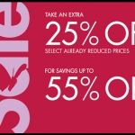 Neiman Marcus: Take An Extra 25% Off On Sale Items For Savings Up to 55% Off, Limited Time Only (+ 9 Super Sale Picks Under $100)