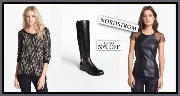 There are 27 Nordstrom discount codes for you to consider including 22 sales, and 5 deals. Most popular now: Up to 50% Off Nordstrom's Sale Items. Latest offer: % Off Shop Sale Items for Men, Women, Baby & Kids & More.