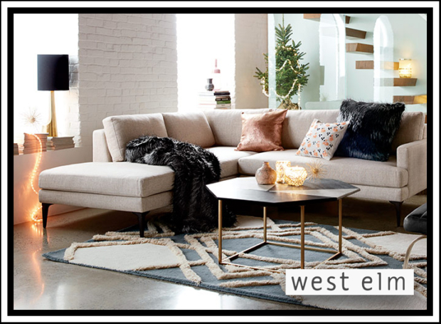 Exceptionnel West Elm Is Having A Huge Last Minute Gift Sale, But Itu0027s Coming To An End  In Just A Few Hours! Shoppers Have Until 11:59pm PT Tonight To Save Big  Sitewide ...